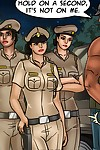 Savita Bhabhi 68- Undercover Bust - part 4
