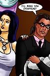 Savita Bhabhi -71 – Pussy on the Catwalk - part 4