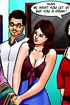 Savita Bhabhi -71 – Pussy on the Catwalk - part 8