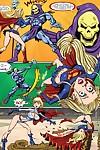Supergirl and Power Girl- Pervtopia
