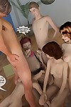 Wild Swinger Party- Incest3DChronicles - part 5