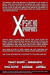 Tracy Scops- PsychoNymphos