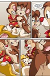 Rescue Rodents 4 - Tanya Goes Down - part 2