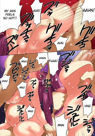 [the saturn (qoopie)] botepuri hậu gia đình ch.5 :: [desudesu] [decensored] - phần 2