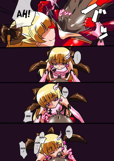 [warabimochi] герой нет мало - kyouteki! лоли kanbu pearl! момент истины
