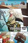 Fan no Hitori Wild Beastly West Dropout doujin-moe.us Colorized Decensored