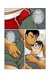 Gamushara! Nakata Shunpei Door Leon990 Scanlations