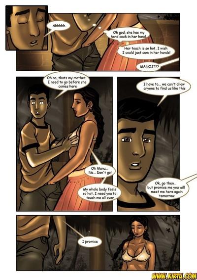 Savita Bhabhi 6 - Virginity Lost - part 2