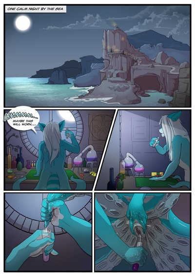 A Sea Side Tale 1