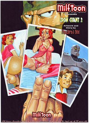 Milftoon- Iron Giant 2