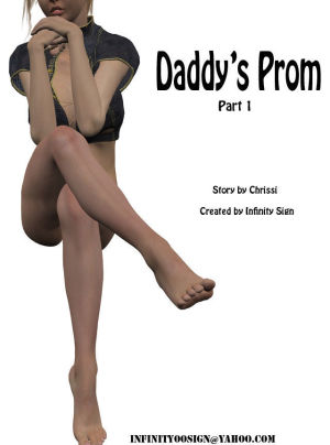 Infighnity Sign- Daddy's Prom 1