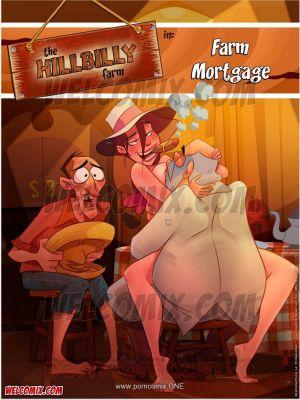 welcomix hillbilly Las pandillas 13 Granja hipoteca