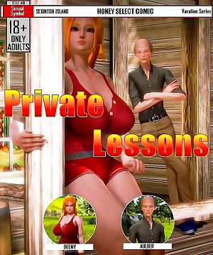 Private Lessons- Sexual Symbol- Sexinton Island