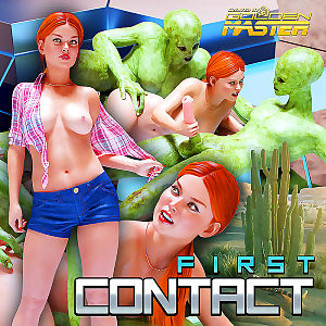 Goldenmaster- First Contact