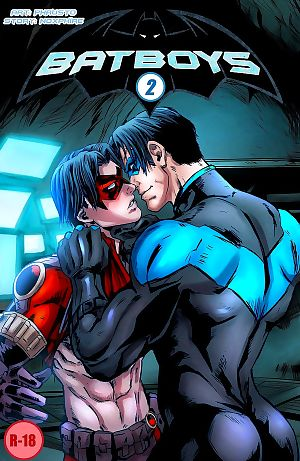 Phausto- Batboys 2