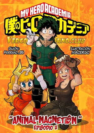 My Hero Academia- Animal Magnetism 2- Ferrand85 –