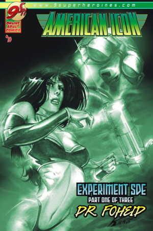 Krash- American Icon- Experiment SDE Part 1-2