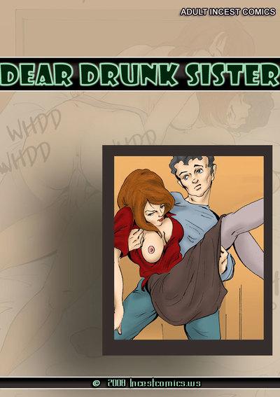 Dear Drunk Sister- icws