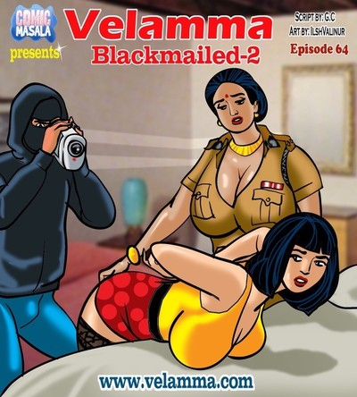 Velamma Episode 64- Blackmailed 2