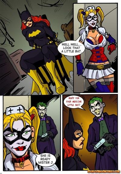 BDSM Expansion- Batgirls