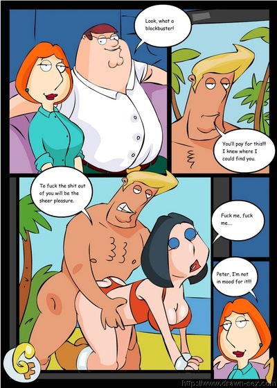 Family Guy- Role Playing