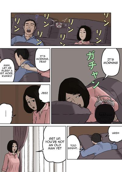 Kumiko And Her Naughty Son