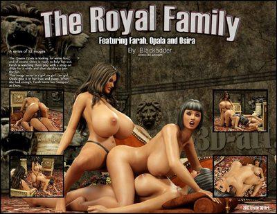 Blackadder -The Royal Family