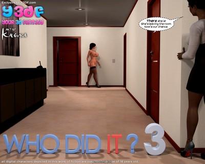Y3DF- Who Did IT ? 3