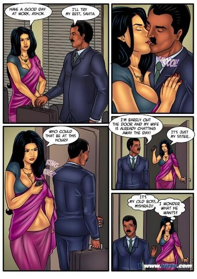 Savita Bhabhi 53 - Couple\