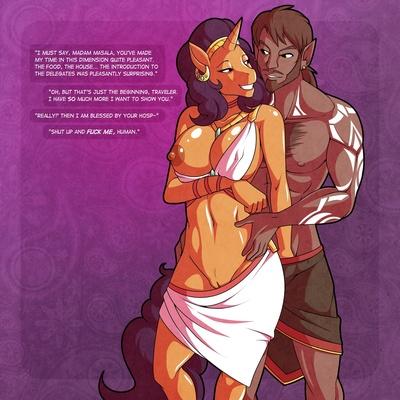 Saffron Masala And The Traveler