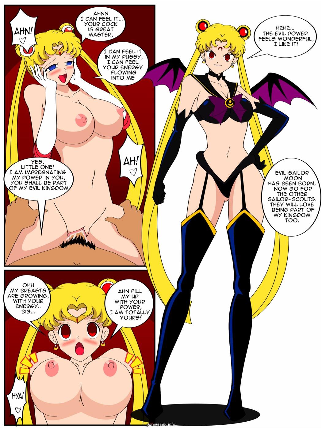 Sailor Moon - Evil Sailors (Jimryu)