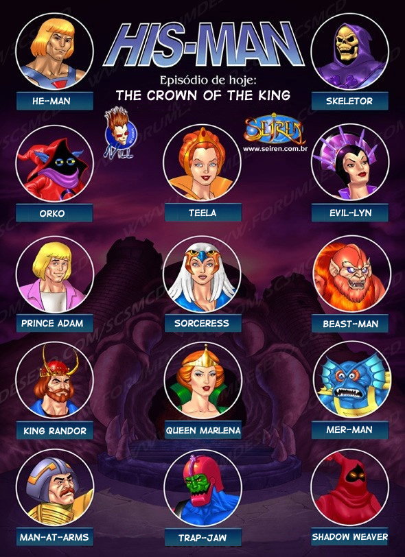 His-Man- King of the Crown Comp