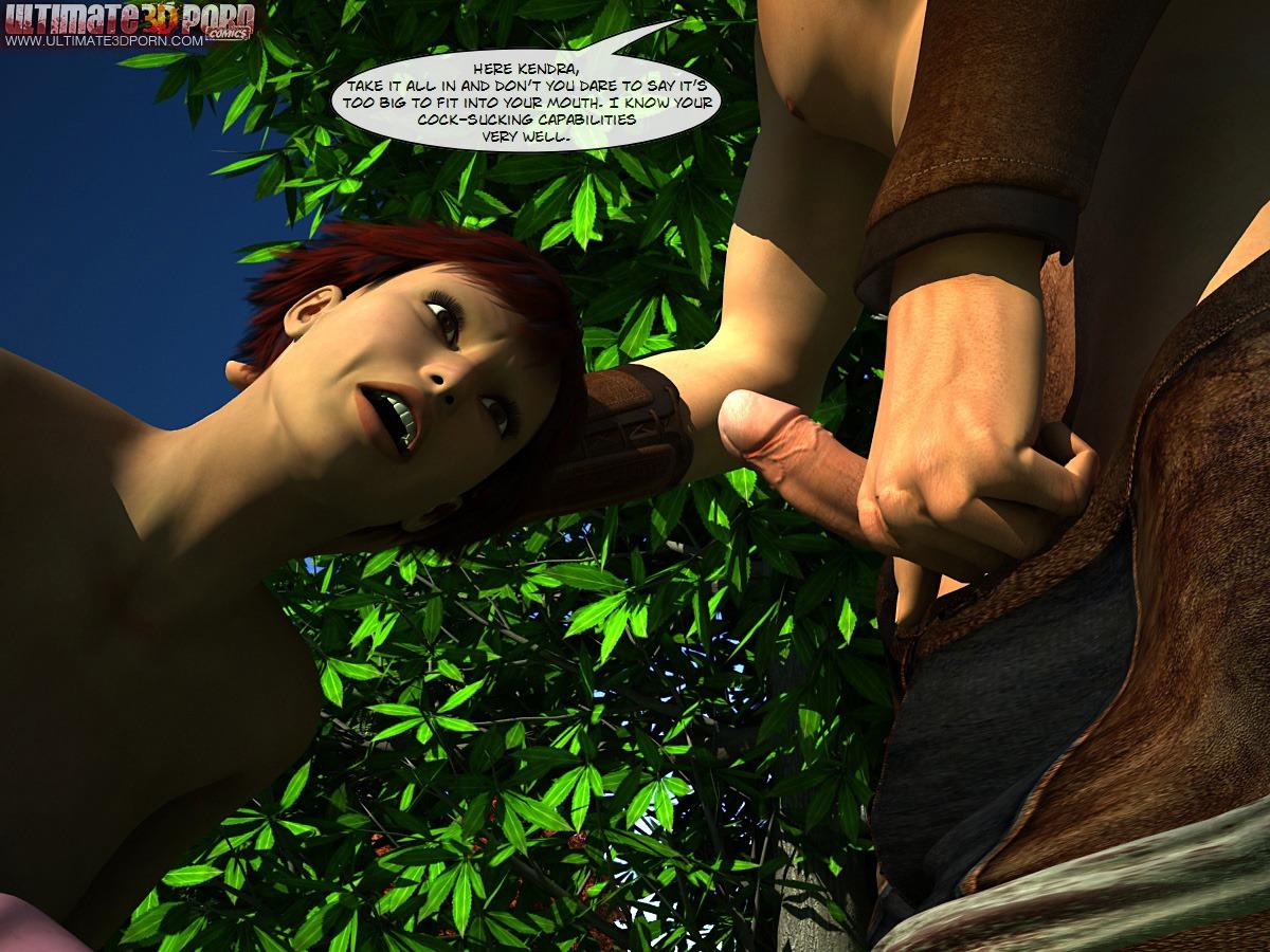 Alicia in the wonderland. Part 1 - part 4