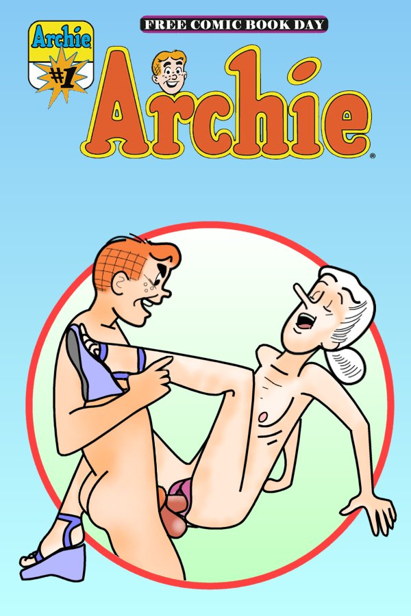 Betty Goes Black Archie