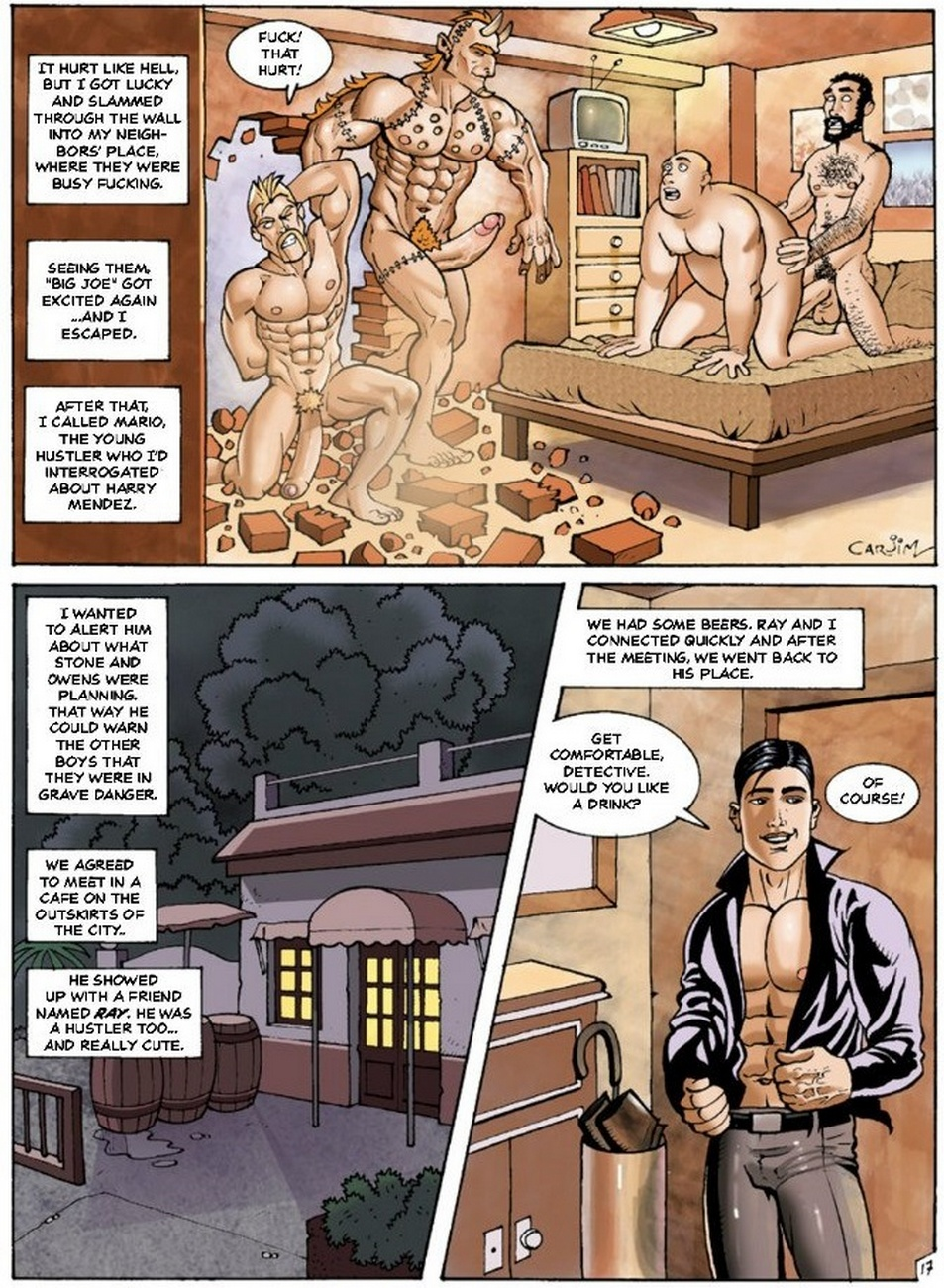 Detective Anvil - part 2