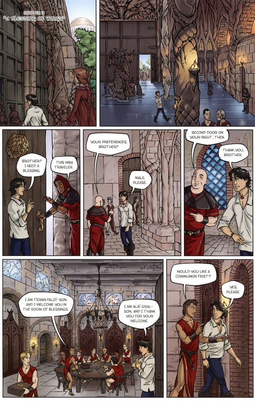 Brothers To Dragons 1 - part 2