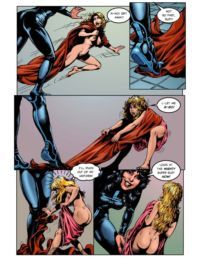 DraemTalesComix- Super Suzy Vs Mad Marilyn