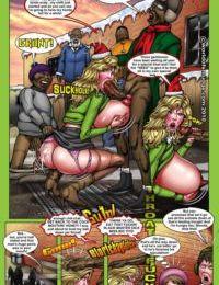 Big Tit Brenda-Christmas Special