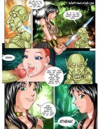 Athena Warrior Princess