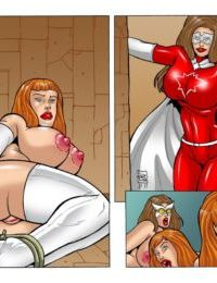 SuperHeroine- The Chronicles Of L.A.W. 6