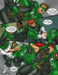 - Green Lantern