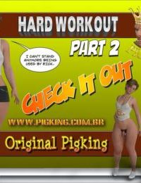 Hard Work Out -2, Pig King