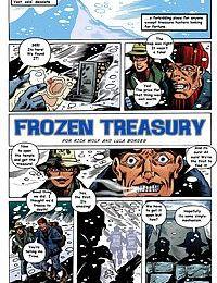 DangerBabe- Trina Jones- Frozen Treasury