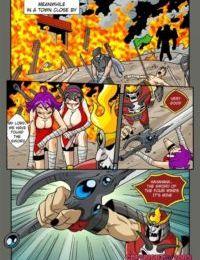 Hentai Key- Hells Ninja