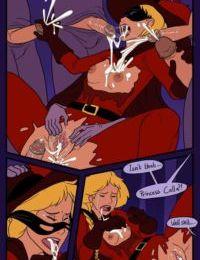 Gummi Bears- DontFapGirl- The Crimson Avenger 2