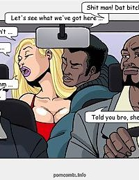 Interracial- Wives wanna have fun too