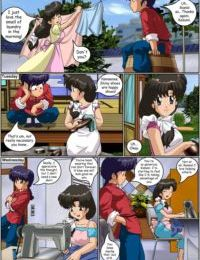 Ranma Hentai- Keeping it clean