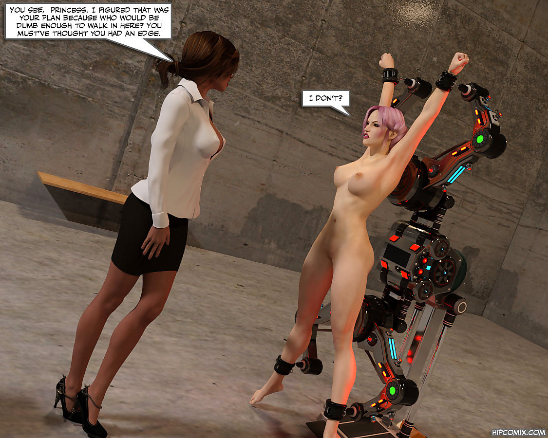 Jpeger- The Sorority – Chase Against Time 8