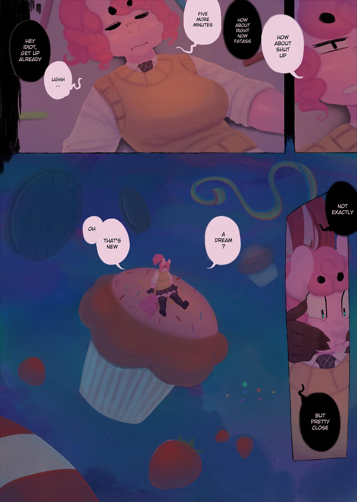 Lumo- Pony Academy Ch 6 – Candy Core