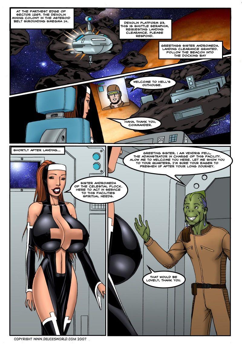 DeucesWorld- Astro Nun
